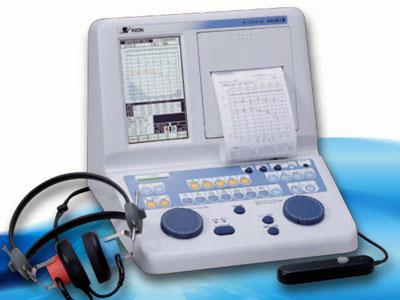 聴力検査(オージオメーター)AA-M1B